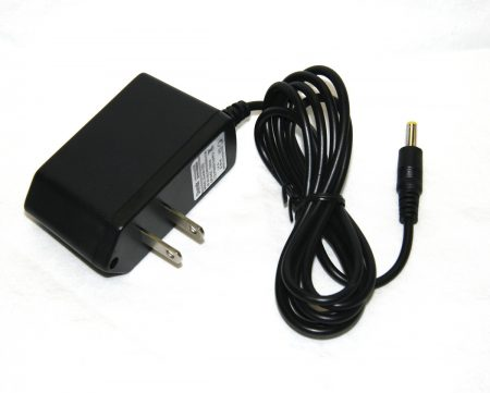 Power Cable & AC Adapter