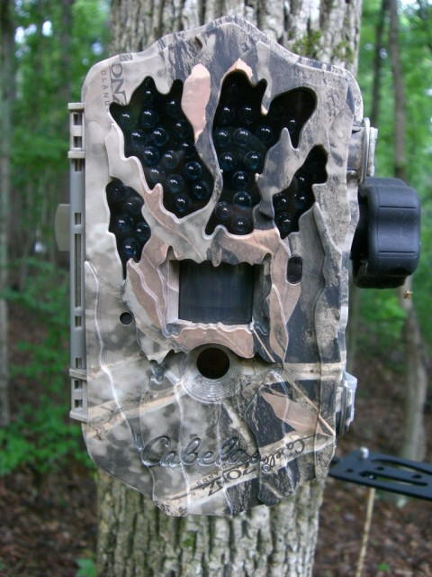 Cabelas Outfitter Black IR Camera Review