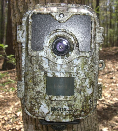 Hunten Outdoors Tactix Elite Camera Review