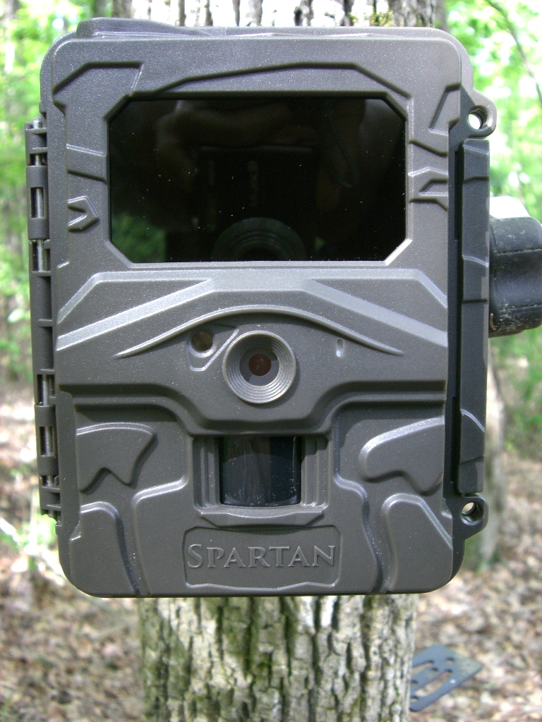 Spartan SR1-BK Camera Review