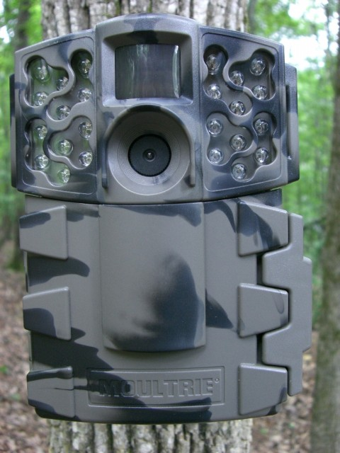 Moultrie M-550 Gen2 Camera review