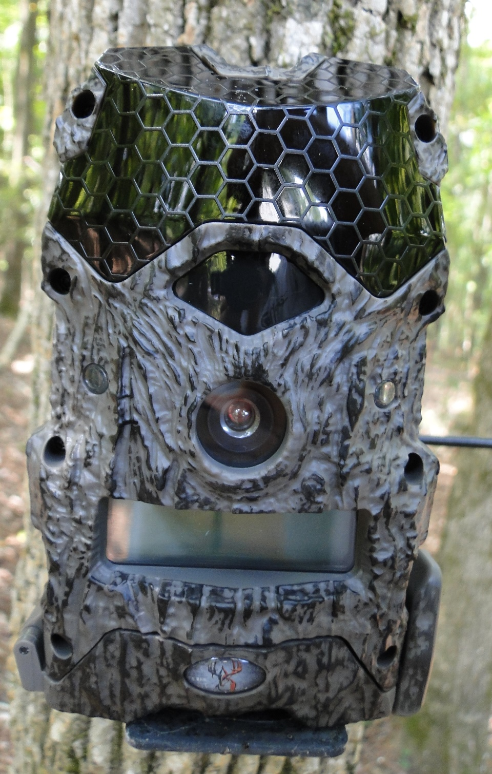 2017 Wildgame Mirage 16 Lightsout Camera review